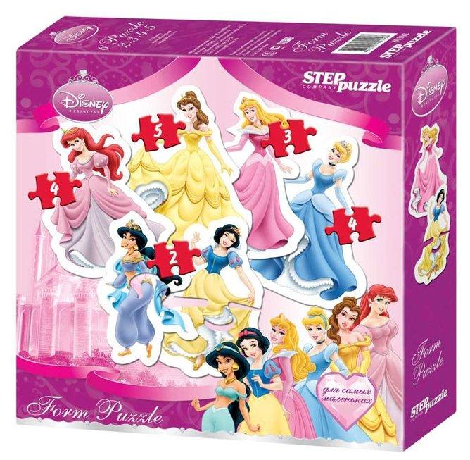 Набор пазлов Step puzzle Disney Принцессы (92200)