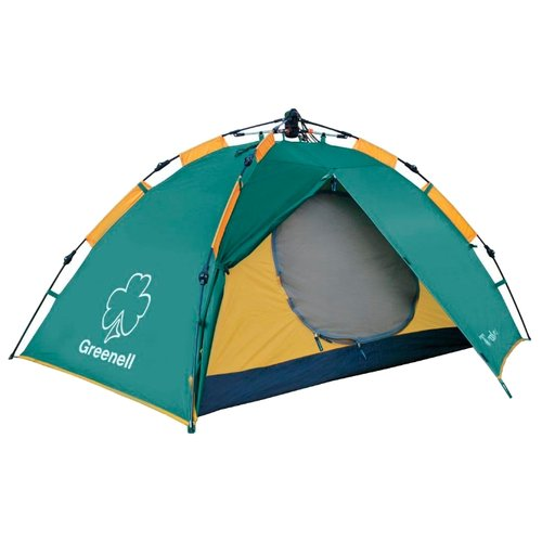 Палатка Greenell Трале 2 V2 зеленый