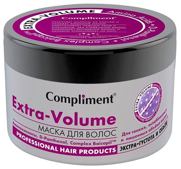 Compliment Extra-Volume Маска для тонких, ослабленных и лишенных объема волос
