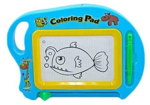 Доска для рисования детская Shantou Gepai Coloring Pad (2215B)
