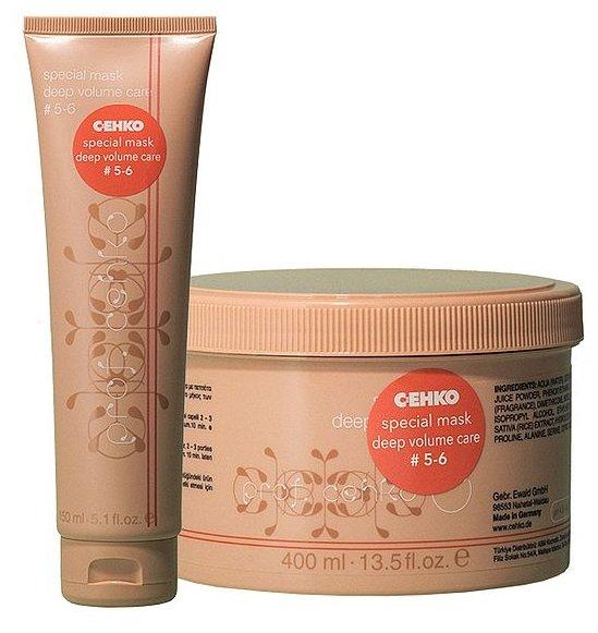 C:EHKO #5 PROF. Специальная маска для максимального объема волос