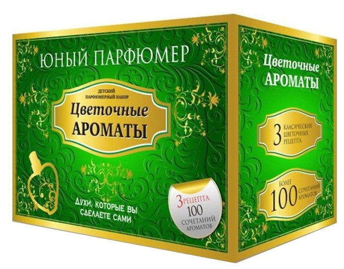 Master IQ² Юный парфюмер. Цветочные ароматы