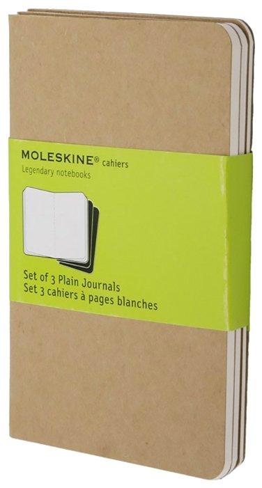 Блокнот Moleskine Cahier Journal Pocket 90x140, 32 листа 385310(QP413)