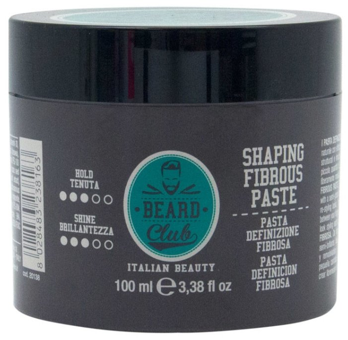 KayPro Паста Beard Club Shaping Fibrous Paste