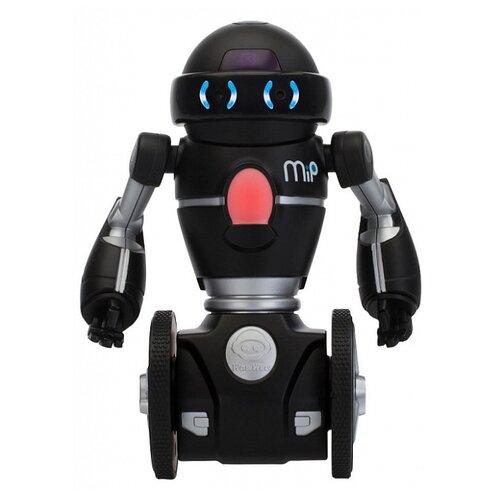 Интерактивная игрушка робот WowWee MiP черный робот wowwee игрушка электрокидс черный матовый