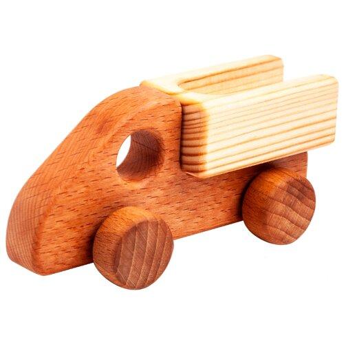 Купить Каталка-игрушка Волшебное дерево Мини-самосвал (54vd02-14) дерево, Каталки и качалки