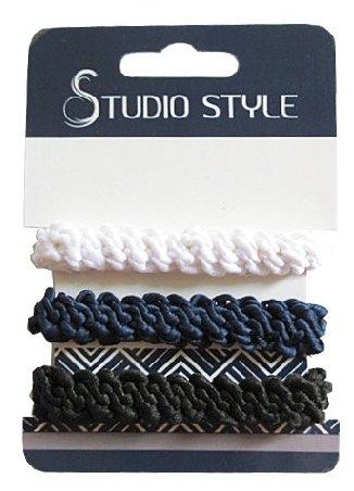 Резинка Studio Style волны (45924-4410) 3 шт.