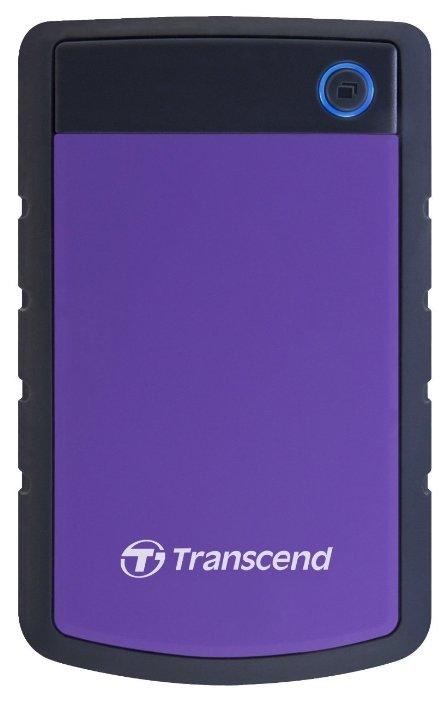 Внешний HDD Transcend TS1TSJ25H3P
