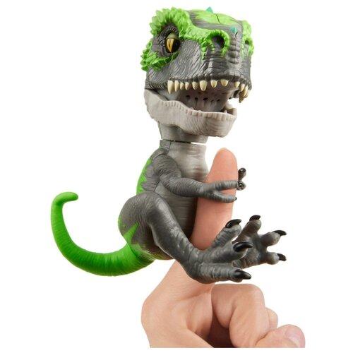 Купить Интерактивная игрушка робот WowWee Fingerlings Untamed T-Rex Треккер, Роботы и трансформеры