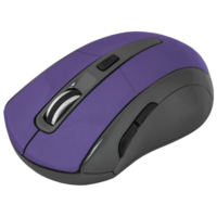 Мышь defender Accura MM-965 Purple USB