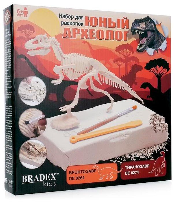 Набор для раскопок BRADEX Юный археолог. Тиранозавр