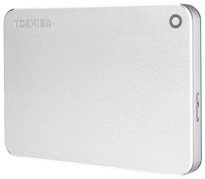 Внешний HDD Toshiba Canvio Premium (new) 1 ТБ
