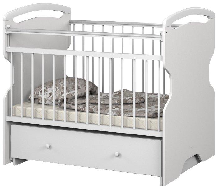 Кроватка SWEET BABY Ofelia Frassino Bianco Ясень/белый