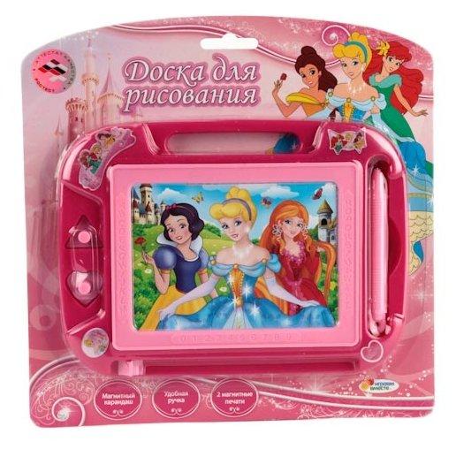 Доска для рисования детская Играем вместе Дисней Принцессы (HS8006KPF)