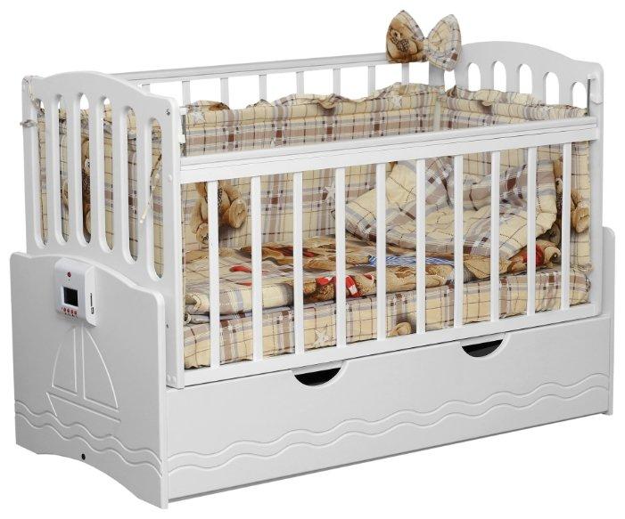 Кроватка Daka Baby Укачай-ка 3