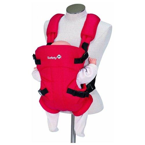 Рюкзак-переноска Safety 1st MIMOSO plain red рюкзак переноска safety 1st youmi черный