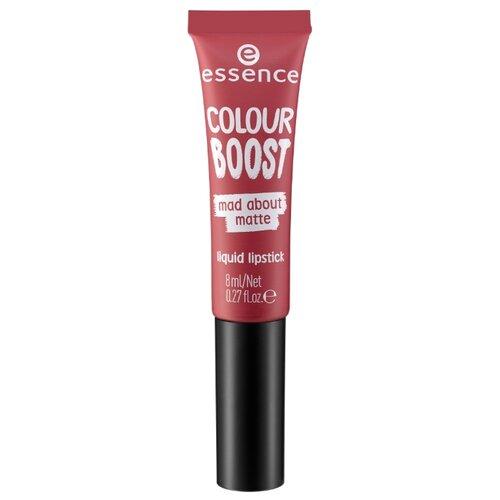 Essence Жидкая помада для губ Colour Boost Mad About Matte Liquid Lipstick, оттенок т.04Помада<br>