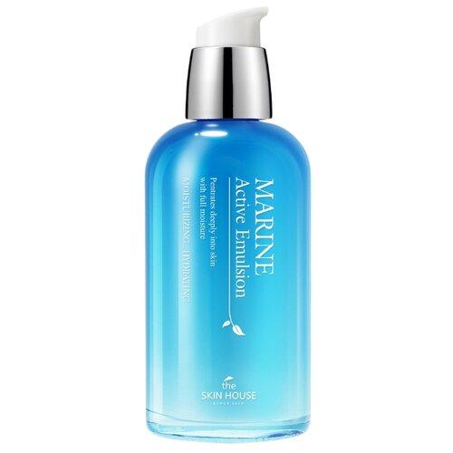 The Skin House Marine Active Emulsion Эмульсия для лица с морской водой и керамидами, 130 мл