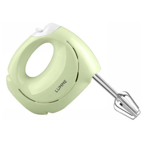 Миксер LUMME LU-1815, зеленый нефрит