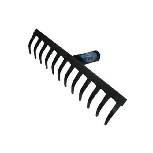 Грабли прямые Инструм-Агро ГПШ-12 010704 без черенка