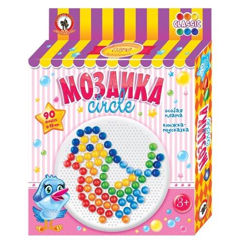 Купить Русский стиль Мозаика Classic Птичка (03920)