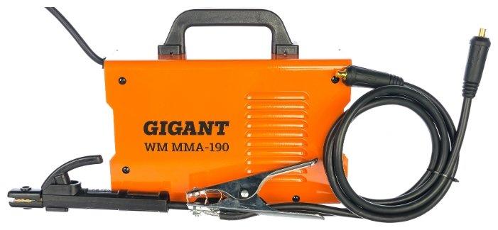 Сварочный аппарат GIGANT WM MMA-190