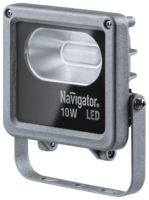 Светодоидный прожектор Navigator 71 312 NFL-M-10-4K-IP65-LED
