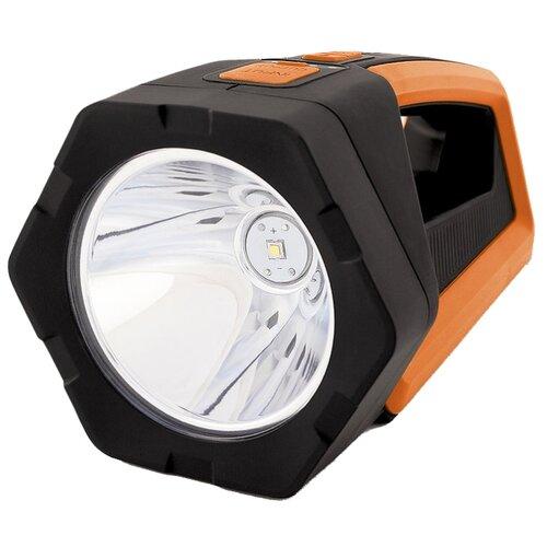 Фото - Кемпинговый фонарь Яркий Луч S-600 BIZON оранжевый/черный ручной фонарь яркий луч t1 черный