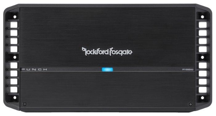 Автомобильный усилитель Rockford Fosgate P1000X2