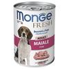 Корм для собак Monge Fresh свинина 400г