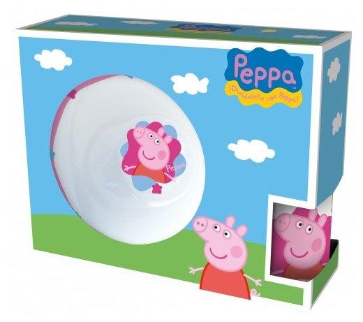 Столовый сервиз Stor Свинка Пеппа 72765