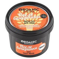 Organic Shop маска-sos Organic Kitchen После вечеринки 100 мл 1 шт. банка