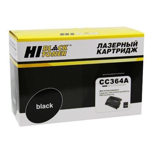 Фото - Картридж Hi-Black HB-CC364A, совместимый картридж hi black hb pr2 совместимый