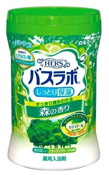 Hakugen Соль для ванны HERS Лес 745 г