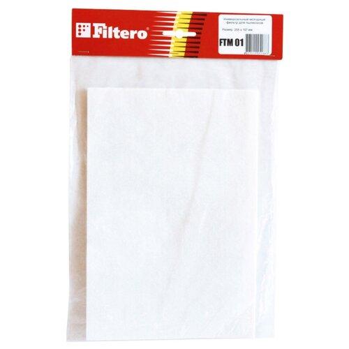 Filtero Моторные фильтры FTM 01 1 шт.