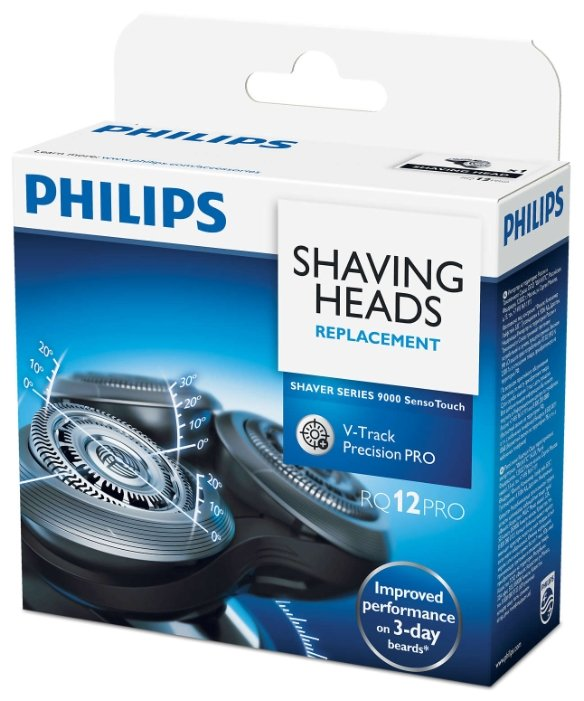 бритвенная головка RQ12+/SH70/SH90 для Электробритвы Philips 7000/9000/S7370/S7310/S7530/RQ1250