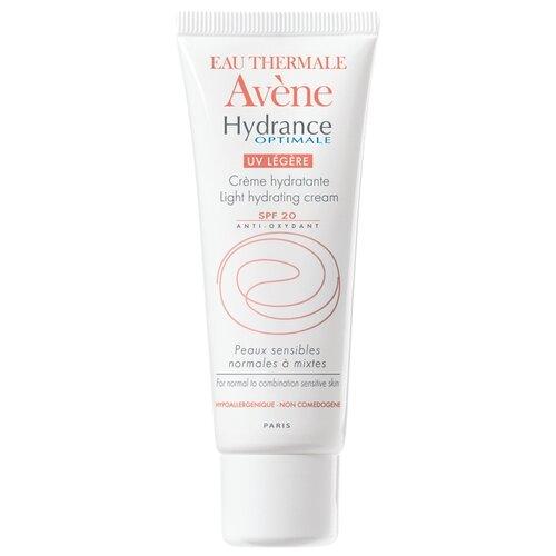 AVENE Hydrance Optimale UV20 Legere Увлажняющий крем для нормальной и комбинированной кожи лица, 40 мл avene для жирной кожи