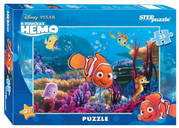 Пазл Step puzzle Disney В поисках Немо (91117), 35 дет.
