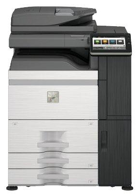 Sharp МФУ Sharp MX-7580NEE
