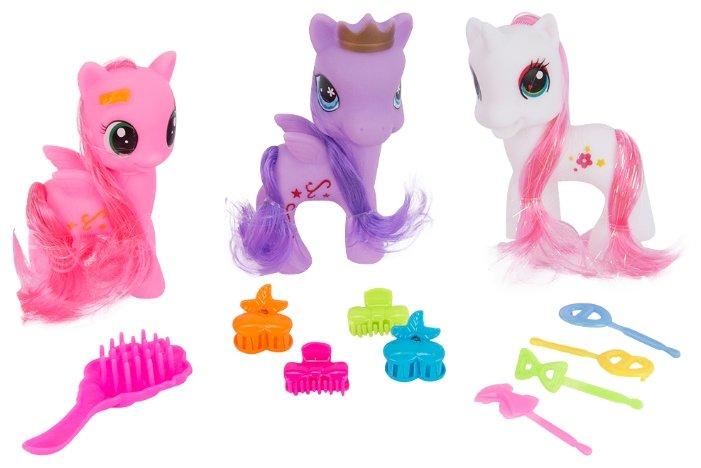 Игровой набор Игруша Horse Fashion Пони I-022-3