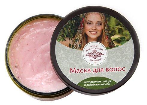 Первая монастырская здравница Маска-экстракт для волос Ростин