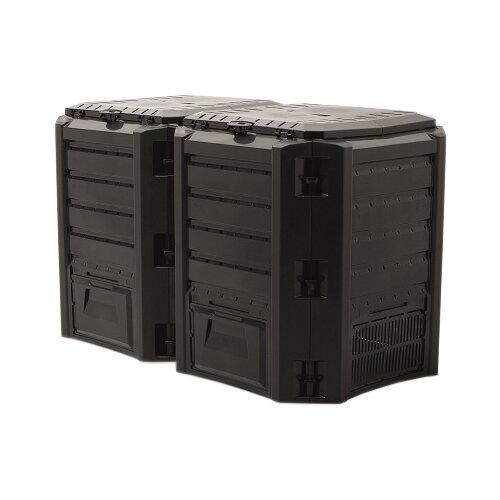 Компостер Prosperplast IKSM800C-S411 (800 л) черный