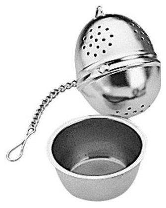 """Заварник для чая """"Яйцо"""" с блюдцем. 420672"""
