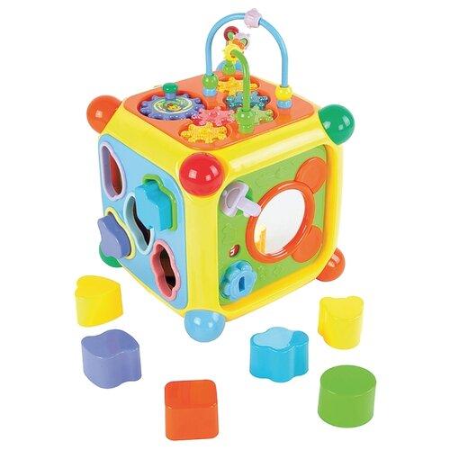 Купить Интерактивная развивающая игрушка Жирафики Мультикуб, Развивающие игрушки