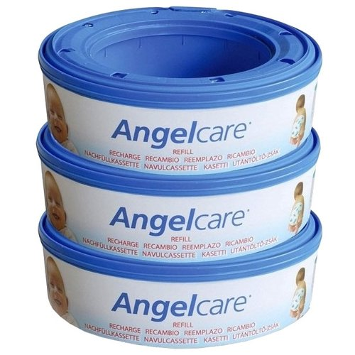 Кассеты для накопителя (3 штуки) AngelCare белый