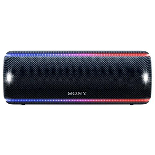 цена на Портативная акустика Sony SRS-XB31 black