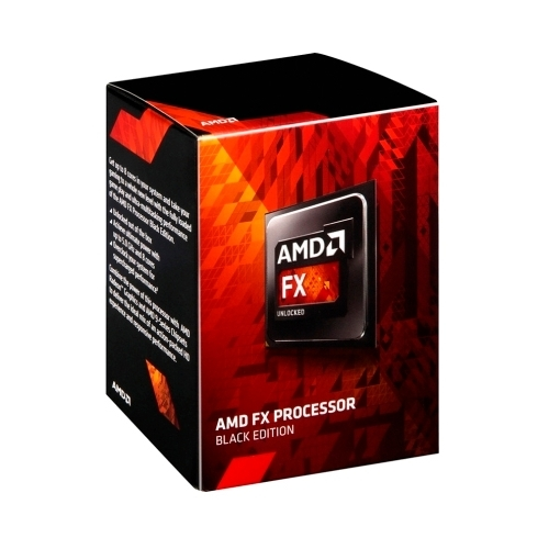 Процессор AMD FX-8300 Vishera (AM3+, L3 8192Kb)