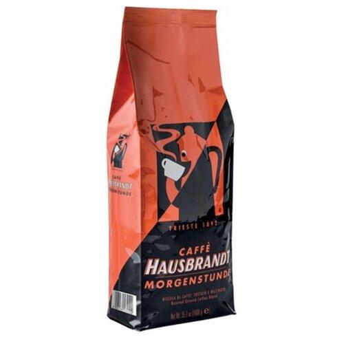 Кофе в зернах Hausbrandt Morgenstunde, арабика/робуста, 1 кг hausbrandt кофе в зернах академия 0 5 кг вакуумная упаковка 537 hausbrandt
