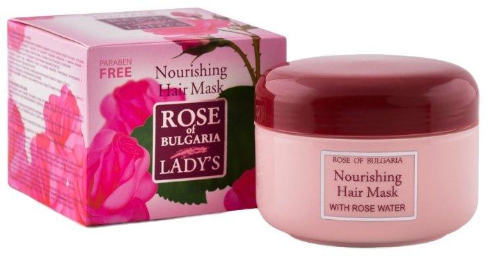 Rose of Bulgaria Маска для волос питающая