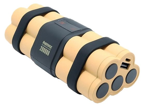 Аккумулятор Remax Timebomb 20000mAh RPL-39